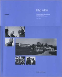 hfg ulm #cover #ulm #design #graphic