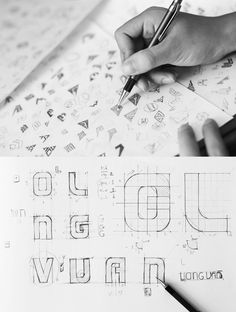 #logo, #sketch, #branding, #identity, #symbol, #brandmark, #jimmtuan, #bratus, #vietnam, #logo designer