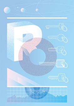 Specialmagazin #vector #blue #eye #typo #graph #key #trip #transit
