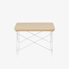Eames Wire Base Low Table by Charles & Ray Eames for Herman Miller. #sidetable
