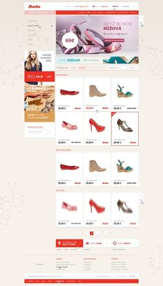 SerialThriller™ #design #shoes #bata #web