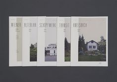 viennese housing culture - a phenomenon on the Behance Network
