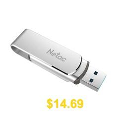 Netac #U388 #Metal #USB #3.0 #Flash #Disk #Aluninum #Alloy #16GB #32GB #64GB #128GB #Pen #USB #Flash #Drive