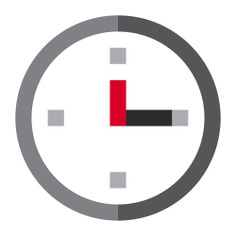 See more icon inspiration related to clock, hour, time, wait, waiting and Tools and utensils on Flaticon.