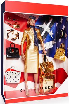 Models Pose as High Fashion Dolls in Their Store Packaging in Creepy Photos From Vogue | Adweek