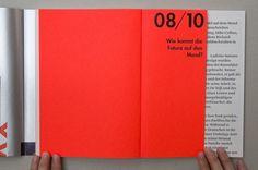 Die sich die Welt eroberte #layout #editorial