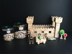 Eco-bricks Play Sets!!