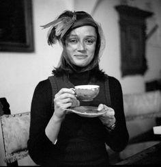 Niki de Saint-Phalle #artist #portrait