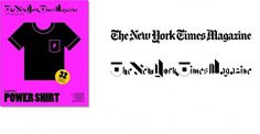 Non-Format - New York Times Magazine #design #cover #logo #magazine #typography