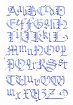 Typeverything.com - Â Positive Practice by BILL. - Typeverything #calligraphy