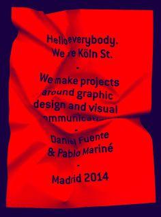 Köln St. #poster #print