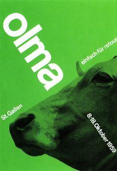 Josef Müller-Brockmann | Eg likar det #design #graphic
