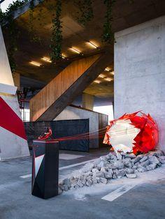 I Love Dust for Lebron 11 11 #shoe #nike #geometric #installation