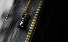 Aerial View of Formula 1