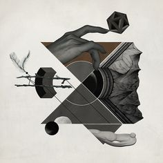 Album Art on the Behance Network #album #cover #illustration #art