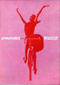 All sizes | Agenzia Centro - Pneumatici Pirelli, 1964 | Flickr - Photo Sharing! #massimo #vignelli #design #graphic #1960s #posters