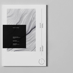 editorial × cover × look & feel for tc mag // on Behance