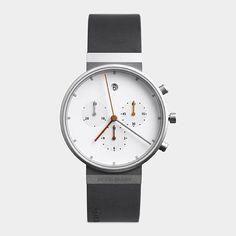 Fancy - Jacob Jensen Chronograph Watch