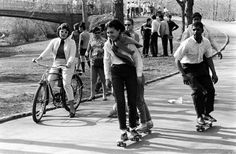 billeppridgeskateboardinginnyc_07.jpeg #b&w #oldschool #skateboard #1960s #york #nyc #new