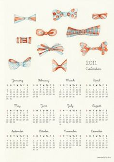 Oh So Beautiful Paper Oh So Beautiful Paper™ #bows #calender