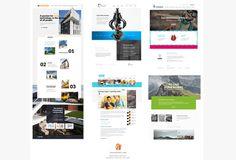 Ostatnie projekty stron internetowych ze studio Hauerpower z Tarnowa. Tworzymy strony czytelne z myślą o użytkowniku. Last shots of web #stronyinternetowe #web #webdesign #websites