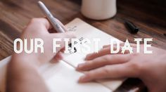 Lost Type Co-op | Blog #our #first #date