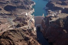 Hoover Dam #inspiration #creative #airplane #flying #photography #beautiful