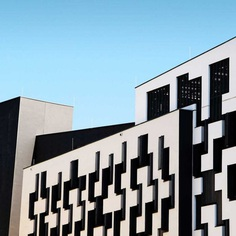 Feel The Rhythm: Abstract Architecture Photography by Birgit Schlosser