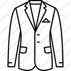 See more icon inspiration related to suit, dress code, tie, elegant and fashion on Flaticon.