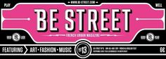 Header12.jpg 979×351 pixels #banner #be #street #logo #typography