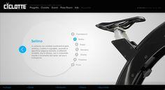 Ciclotte . Ride on Design on Web Design Served #gfhfghfg