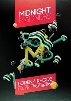 FOURGEAR #midnight #lorenz #milano #madness #illustration #cinema #rhode