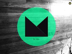 Behance :: Editing creating logo #logo #geometric