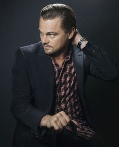 Leonardo DiCaprio Portrait #inspiration #photography #celebrity