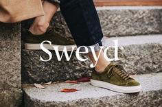 Sweyd Footwear on Behance