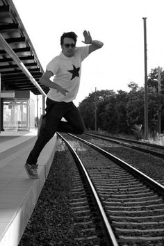 Dennis Andrianopoulos #train #blackwhite #the #photography #stop