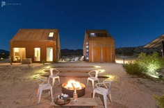 Off-Grid Cabin in Joshua Tree National Park: Folly by Cohesion 15