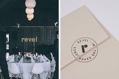 Revel is a diverseevents company working with international luxury, lifestyle, arts, travel and tech brands. For more of the most beautiful designs visit mindsparklemag.com