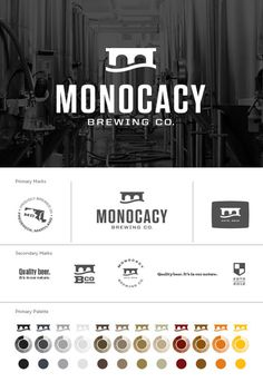 Monocacy Brewing Co. #logo