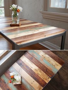 il_fullxfull.303302620.jpg (1142×1500) #wood #magnetic grain #table