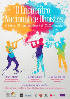 Oboistas : Androt #androtnet #colombia