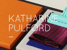 Katharine Pulford | Textile Designer