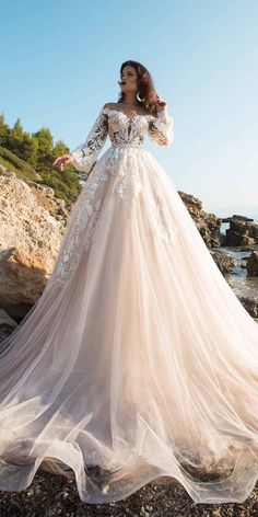 See Julija Bridal Fashion wedding dresses and you make sure that every dress is a total inspiration!