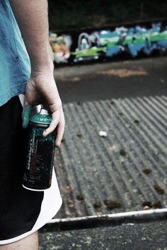 Can #urban #rooftop #alert #graffiti #gang #can