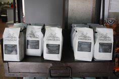 #ceremonycoffee #annapolis #coffee #packaging