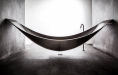 Vessel Portfolio Splinter Works #interior #white #modern #black #minimal #and