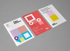 Poble Espanyol   Redesign of the Corporate Identity by Atipus