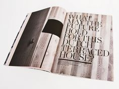 Daylight & Architecture | Stockholm Design Lab #layout #magazine
