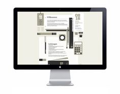 Nullacht Sechzehn Printproduktion Gmbh, Exergian #iconography #design #illustration #exergian #web