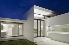The House for Contemporary Art by F.A.D.S. #architecture #minimalism